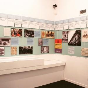 Exposición sobre Ricardo de Orueta en la Residencia de Estudiantes (Madrid) Fuente: Acción Cultural Española