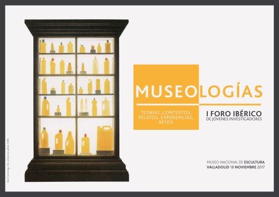 Museologías. I Foro Ibérico de Jóvenes Investigadores