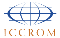 Logo ICCROM